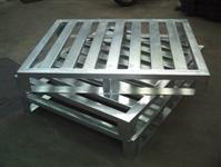Palete de aço galvanizado