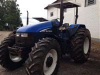 Trator Ford/New Holland TS 120 4x4 ano 03