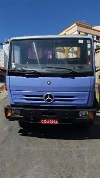 Caminh�o  Mercedes Benz (MB) 1214  ano 96