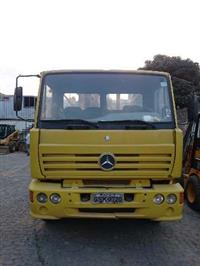 Caminh�o  Mercedes Benz (MB) 1418  ano 00