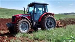 Trator Agrale Massey Fergusson 4275 4x4 ano 14