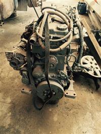 Motor cummis eletronico 24 250 e