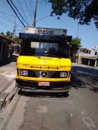 Caminhão  Mercedes Benz (MB) 608  ano 81