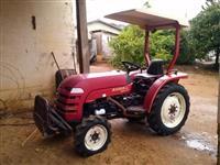 Trator Yanmar 1145 4x4 ano 06