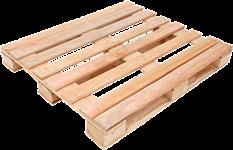 Vendo paletes de madeira PBR Novo, One way, entre outros