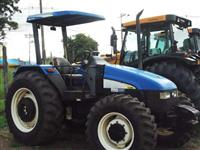 Trator  Ford/New Holland TL95E 4x4 10