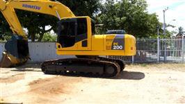Escavadeira Hidraulica Pc 200