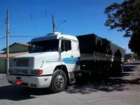 CAMINHÃO MERCEDES BENZ 1620 6X2 TRUCADO