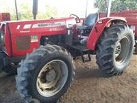 Trator Massey Ferguson Modelos 4x4 ano 09