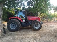 Trator Massey Ferguson 6360 4x4 ano 10