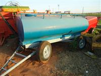 Carreta Tanque Fachini, 4.000 litros