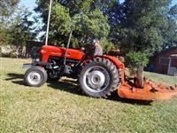 Trator Massey Ferguson 55 X 4x2 ano 65