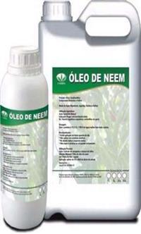 ÓLEO DE NEEM INSETICIDA 100% NATURAL (1600 PPM DE AZADRACTA INDICA) FRETE GRÁTIS