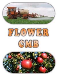 FLOWER CMB FERTILIZANTE PARA FLORADA (10%Ca 5%Mg 2%B) FRETE GRÁTIS