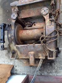guincho tmo caçador 33 toneladas