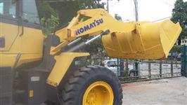 Trator Carregadeiras komatsu wa 200-5 4x4 ano 08