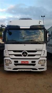 Caminhão  Mercedes Benz (MB) 2646  ano 11