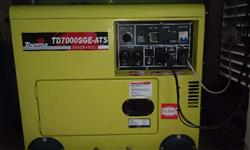 GERADOR TOYAMA TD7000 SGE