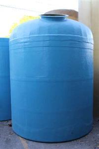 Reservatórios em fibra de vidro