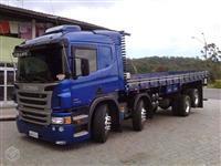 Caminhão  Scania P 310  ano 15