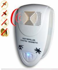 Repelente de insetos e ratos ultrassônico