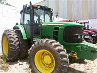 Trator John Deere 6145 J  4x4 DUAL 4x4 ano 13
