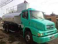 Caminh�o  Mercedes Benz (MB) MB 1620 TANQUE PIPA  ano 97