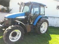Trator Ford/New Holland Ts 6020 4x4 ano 10