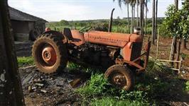 Trator Massey Ferguson 283 4x4 ano 03