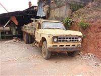 Caminhão  Chevrolet Modelos  ano 79