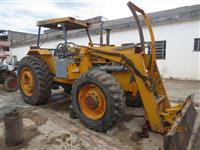 Trator Florestal Valmet 128 Série Prata 4X4