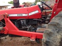 Trator Massey Ferguson 296 4x2 ano 86