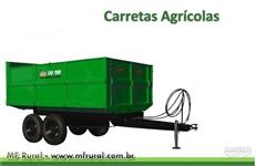 Carreta Agricola Cremasco - 7m³