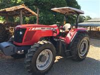 Trator Massey Ferguson 283 4x4 ano 12