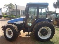Trator Ford/New Holland TL 95 4x4 ano 08