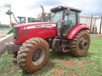 Trator Massey Ferguson 7140 140CV 4x4 ano 09