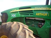 Trator John Deere JD 7715 180 CV 4x4 ano 10