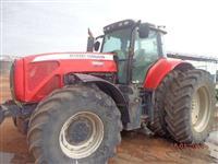 Trator Massey Ferguson 8480 300CV parcelado, 4x4 ano 09
