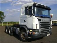 Caminhão  Scania G 480  ano 12