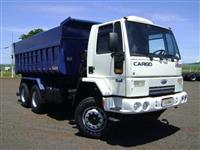Caminhão  Ford C 2628e 6x4  ano 10