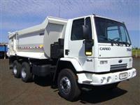 Caminh�o  Ford C 2628e 6x4  ano 11