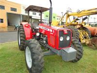 Trator Massey Ferguson 265  UNICO DONO  1580 Horas  4x4 ano 10