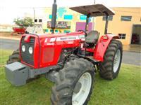 Trator Massey Ferguson 265 COM 1600 HORAS UNICO DONO RARIDADE  4x4 ano 10