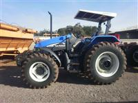 Trator Ford/New Holland TS110 4x4 ano 06