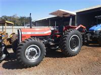 Trator Massey Ferguson Modelos 4x4 ano 87