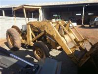 Trator Massey Ferguson Modelos 4x4 ano 74