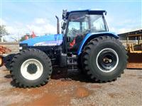 Trator Ford/New Holland Modelos 4x4 ano 07