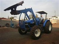 Trator Ford/New Holland Modelos 4x4 ano 02