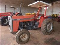 Trator Massey Ferguson Modelos 4x4 ano 86