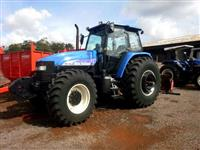 Trator Ford/New Holland 180 4x4 ano 07